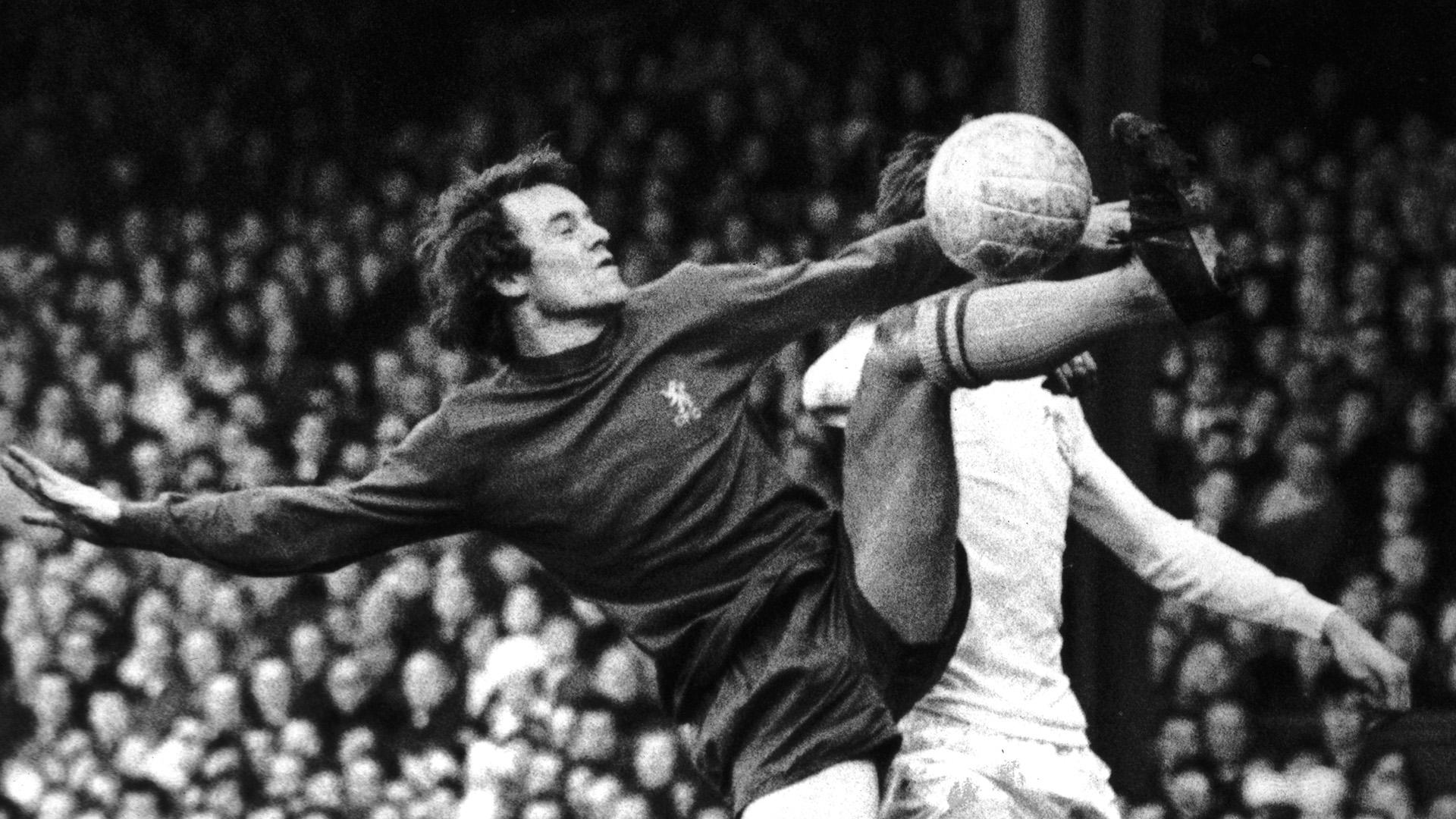 Eddie McCreadie Chelsea Leeds United 1970 FA Cup