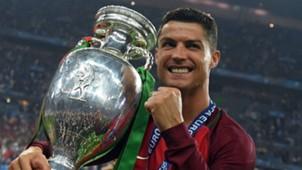 Cristiano Ronaldo Euro 2016 European Championships France