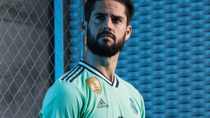 Le Real Madrid dévoile son maillot Third pour la saison 2019-2020