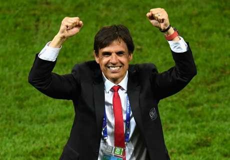 Coleman: Wales bossed Belgium