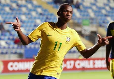 'Real target Vinicius can reach the top'