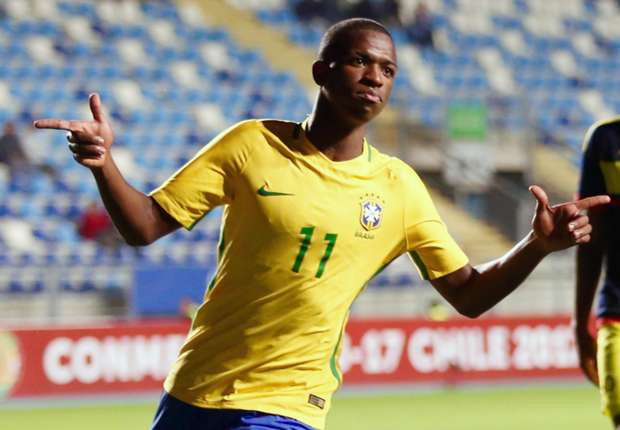 Vinicius Junior can go to the top - Brazil boss backs Real Madrid target