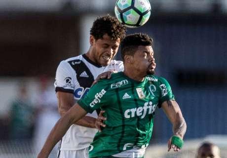 Palmeiras mostrou força do elenco