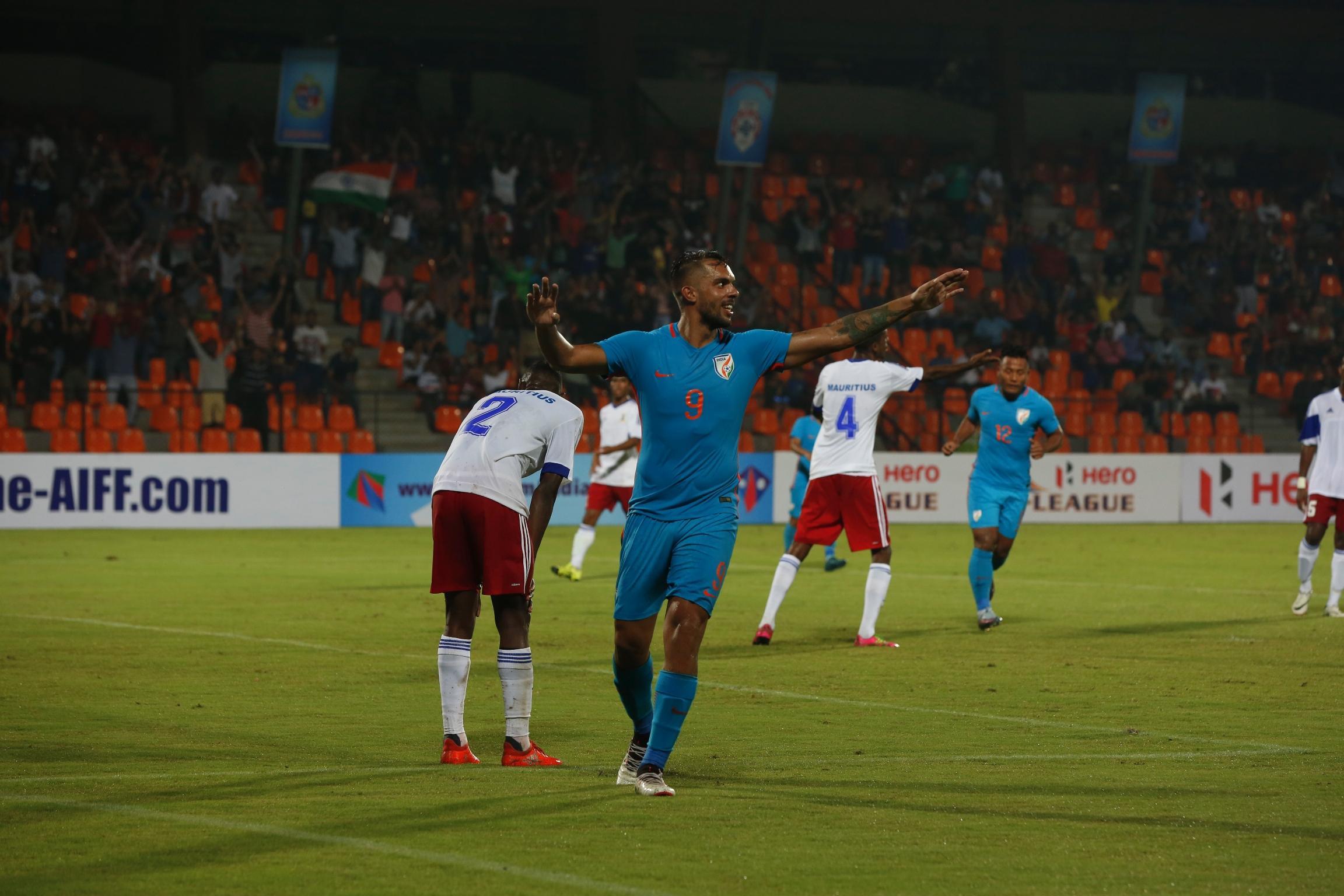 India Mauritius 4