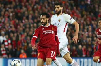 Salah passes Ronaldo as 2017-18's deadliest marksman