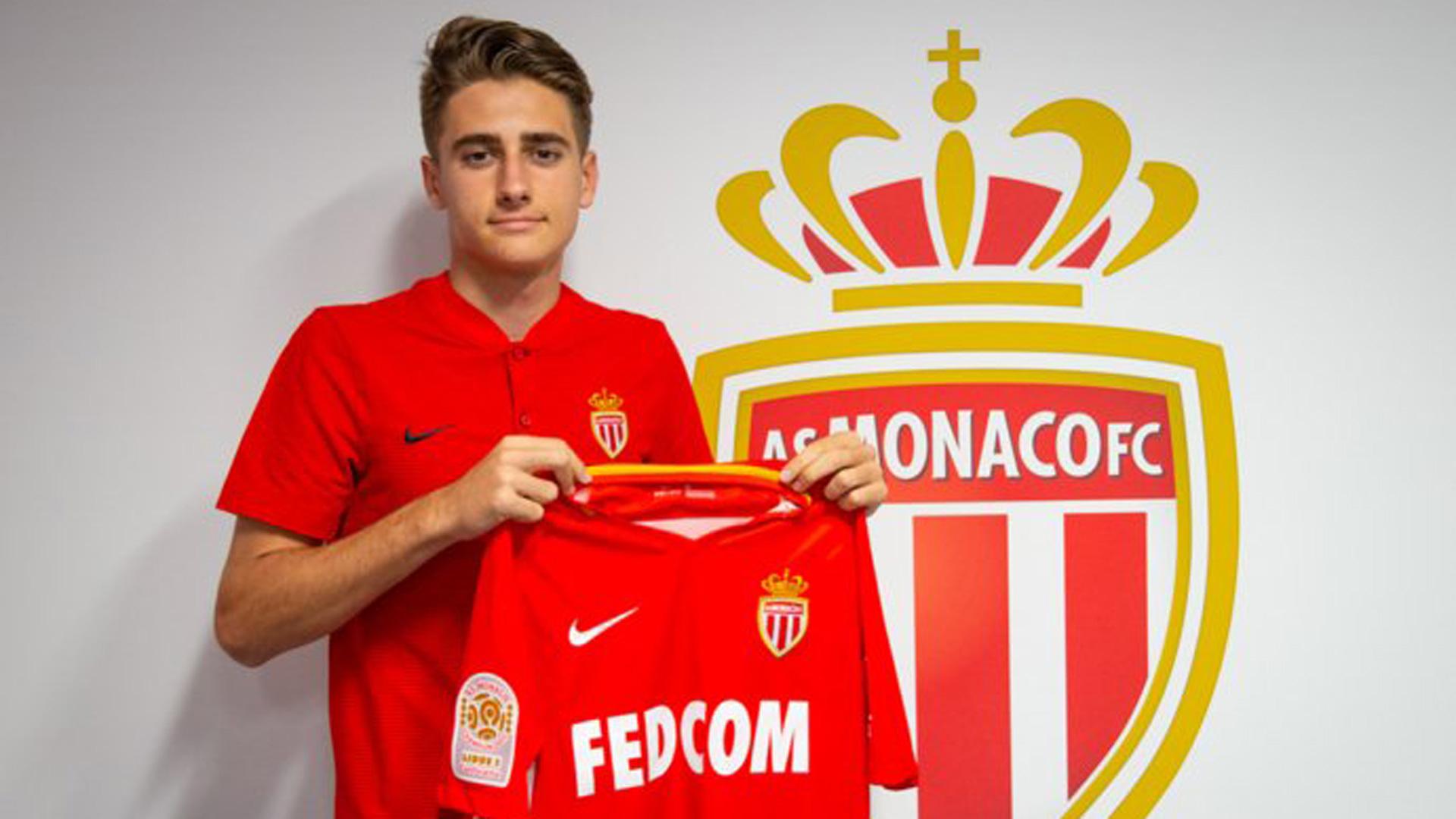 OFFICIEL : le jeune Robert Navarro (Monaco) rejoint la Real Sociedad