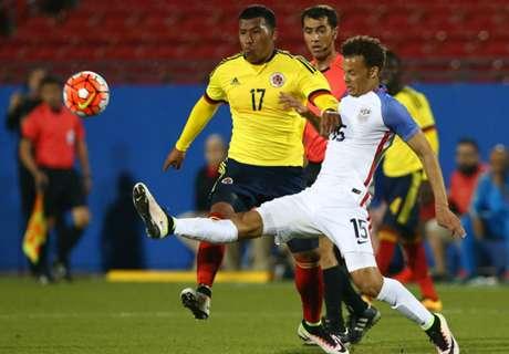 U.S. U-23 Payne scores first goal