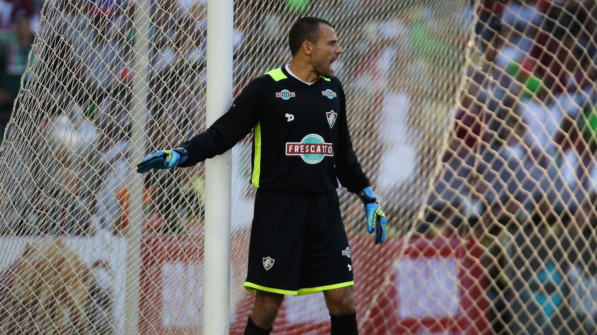 Diego Cavalieri Flamengo Fluminense Carioca 07052017