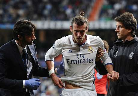 Bale out of Champions League semis