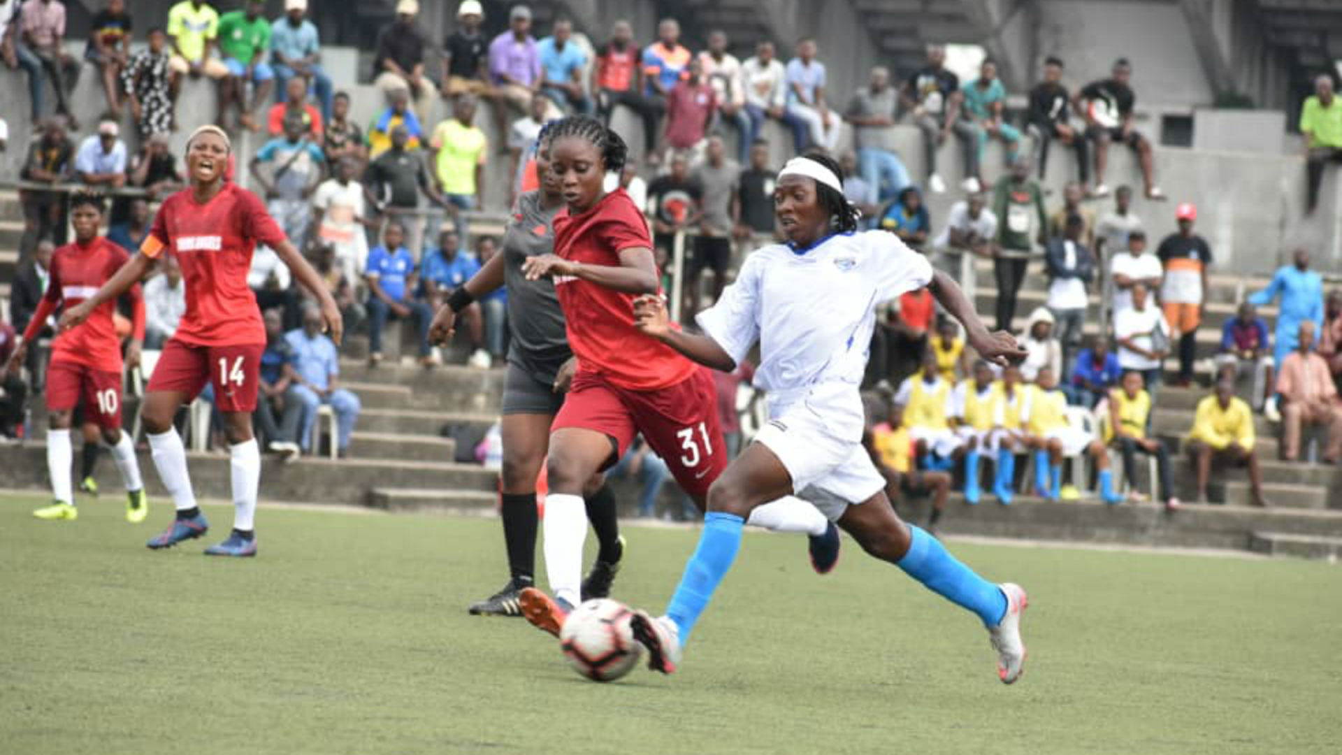 Nigeria Women's Premier League reaches a climax as Super Four race goes to the wire