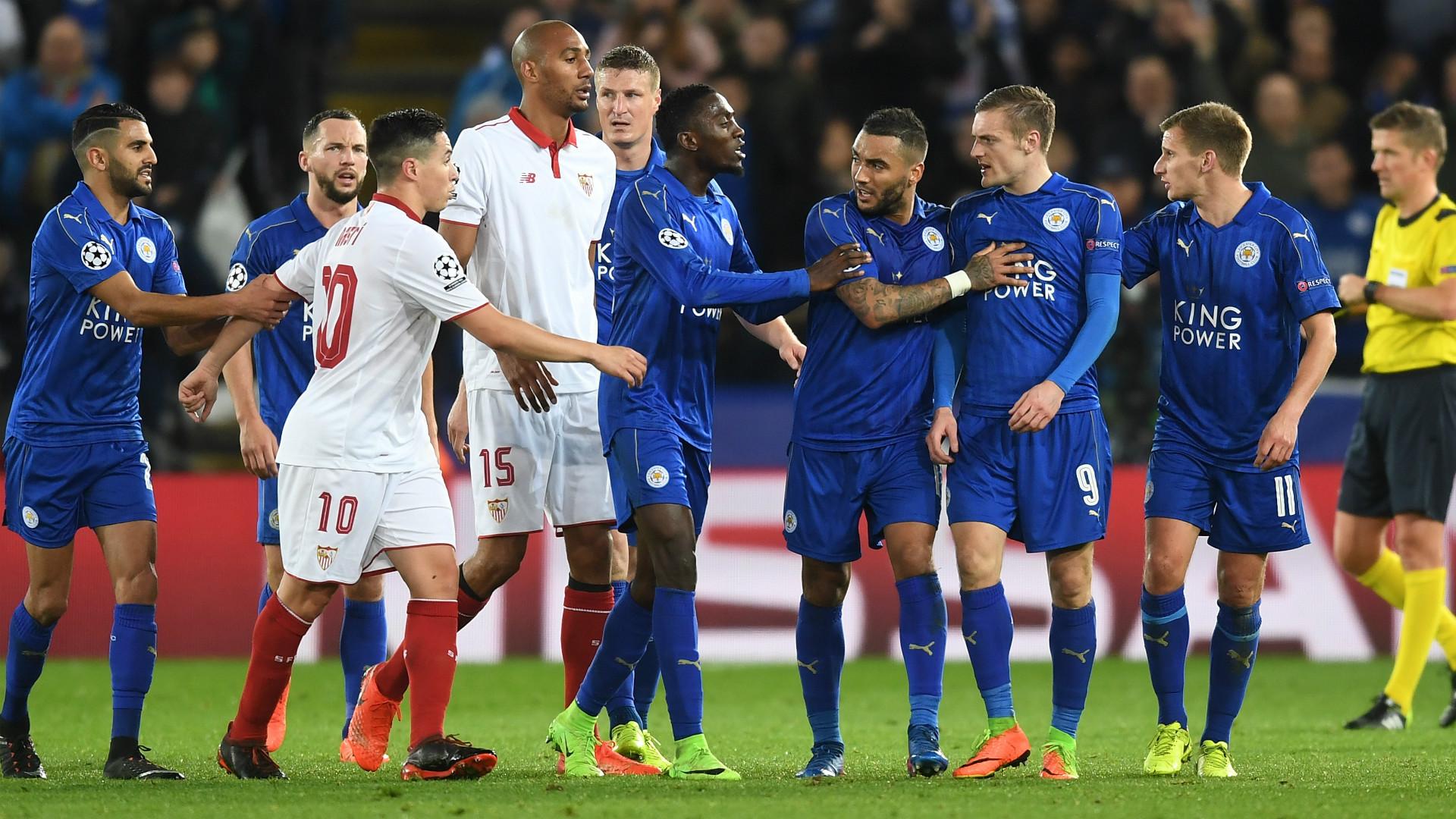 HD Sevilla Leicester City