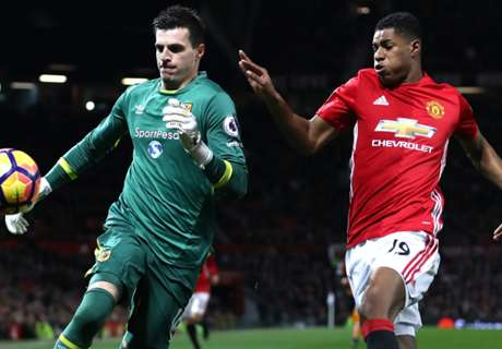 TEAM NEWS: Rashford leads Utd line