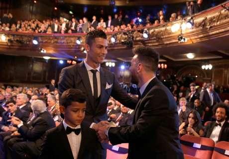 Messi, Cristiano Ronaldo e as estrelas do prêmio The Best FIFA 2017