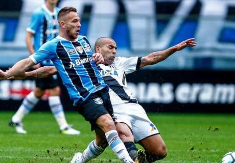 BR: jogadores mais indisciplinados