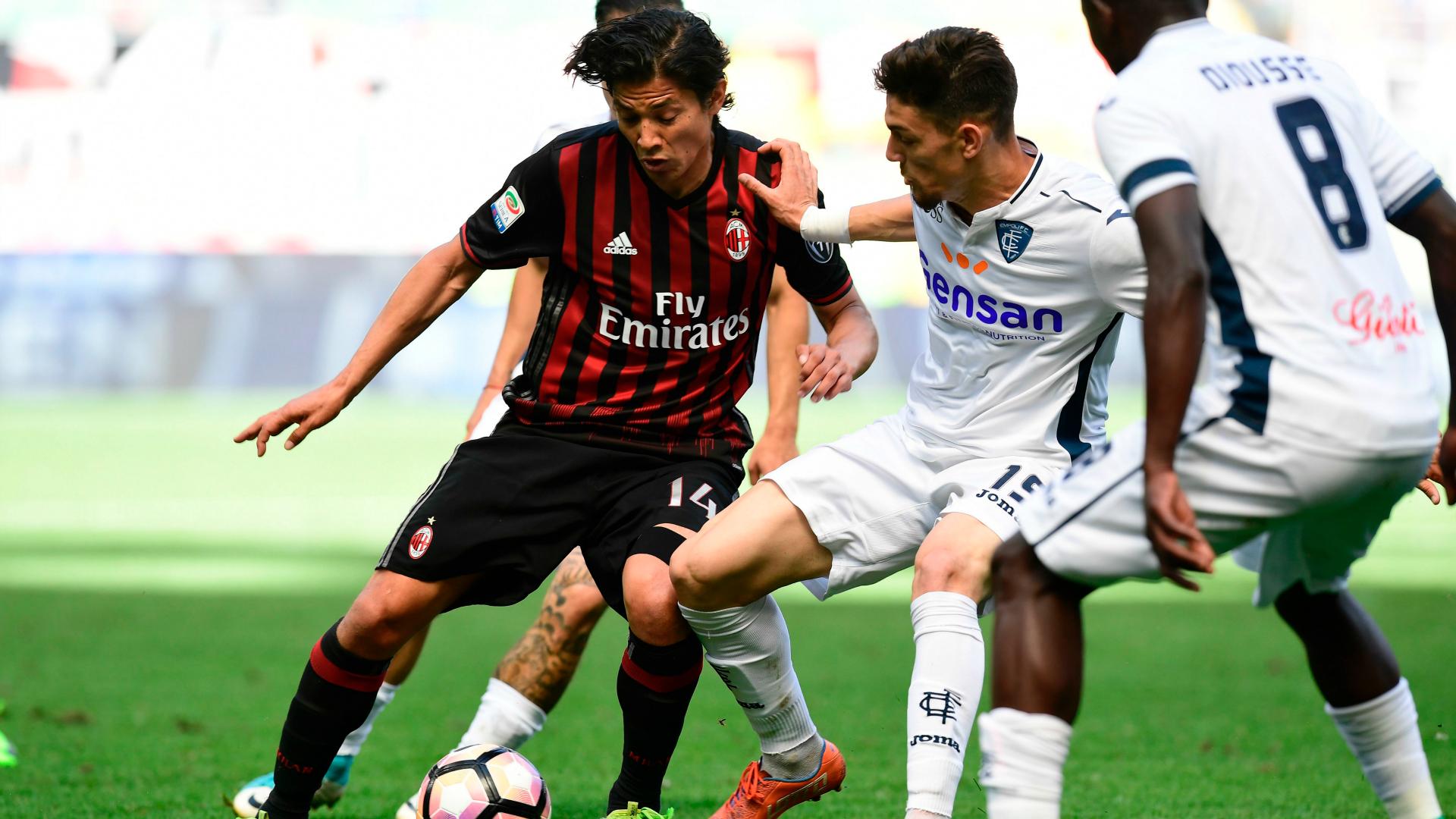 Milan-Empoli - Mati Fernandez