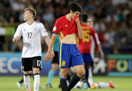 Germania U21-Spagna U21 : Decide Weiser