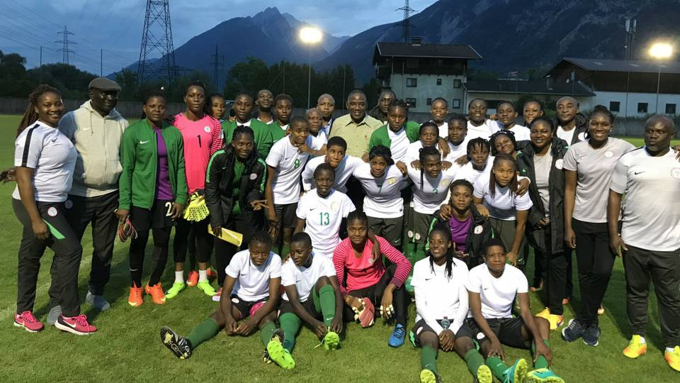 Falconets with Solomon Dalung in Austria