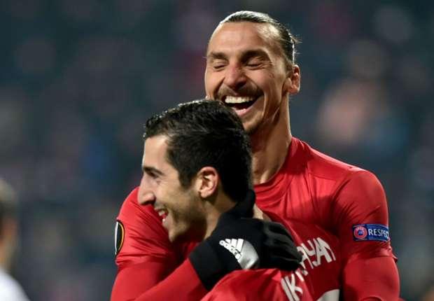 Zlatan: I taught Mkhitaryan how to do the scorpion kick!
