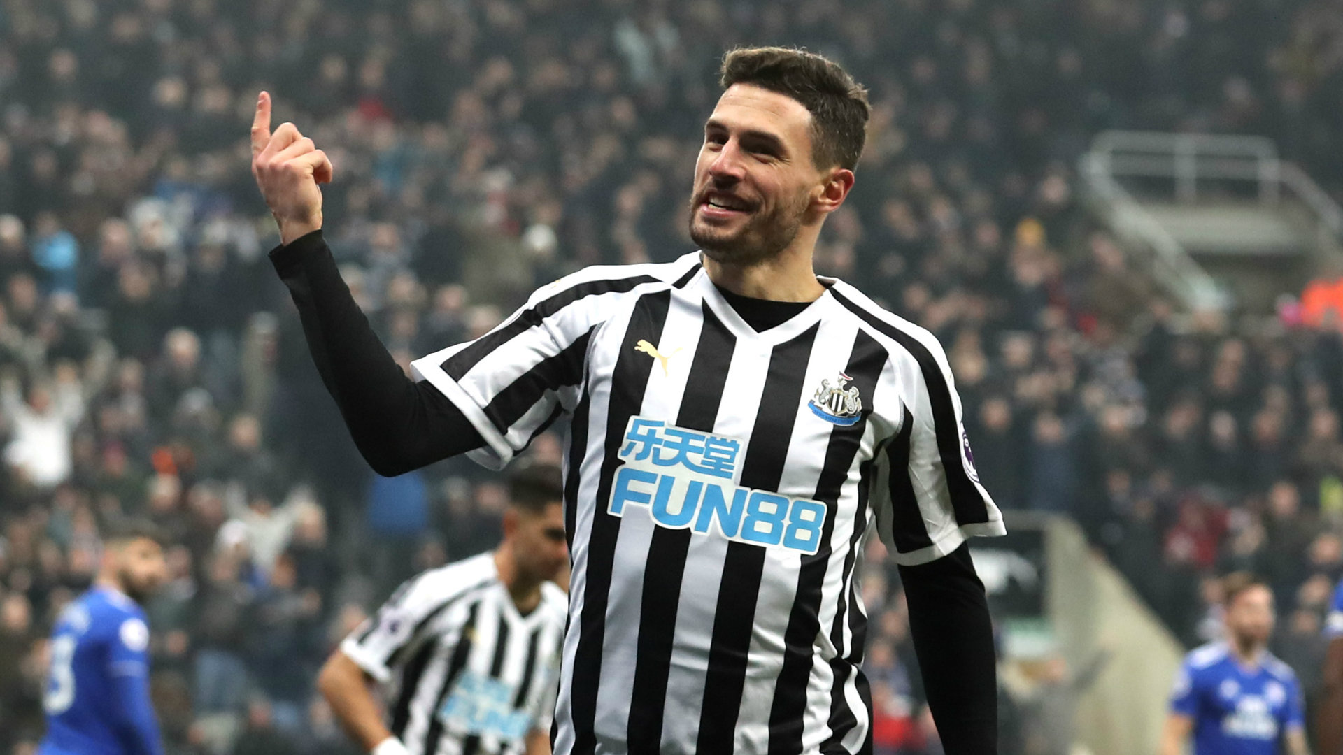 'I enjoy playing in the Premier League' - Schar happy with first season at Newcastle