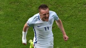 Jamie Vardy, England