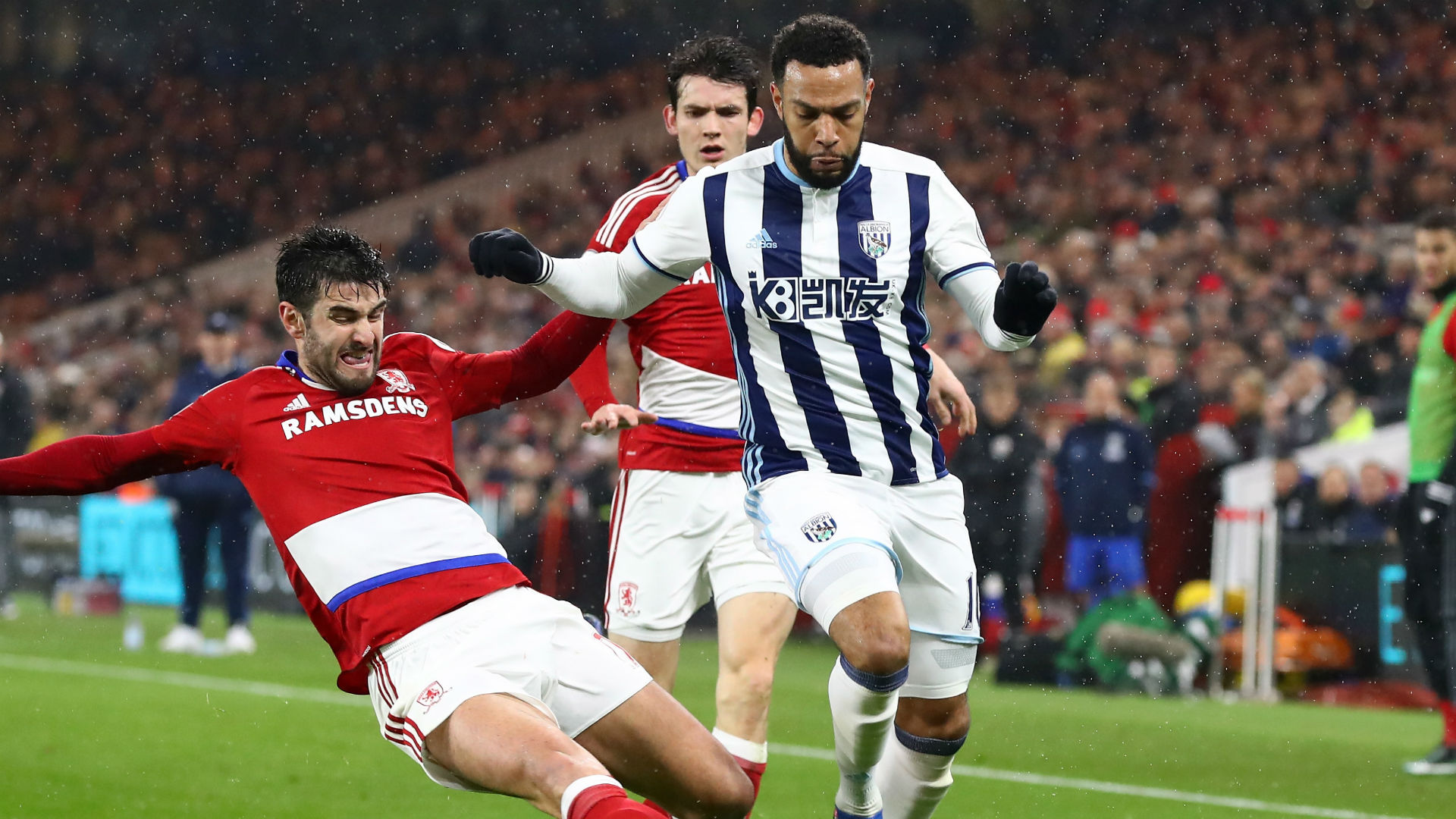 Middlesbrough West Brom