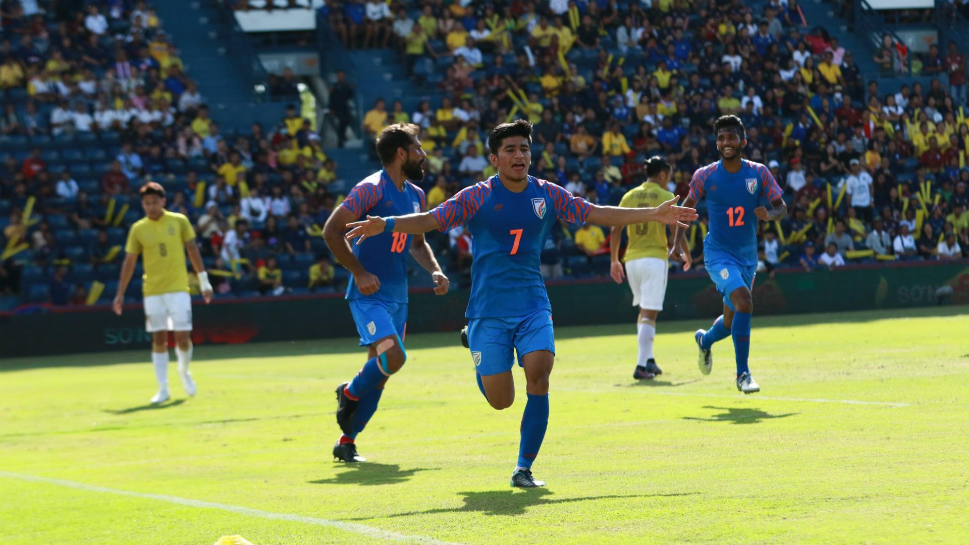 Intercontinental Cup 2019 LIVE: India vs Tajikistan