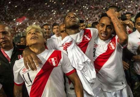 Medien: Peru droht Ausschluss von WM