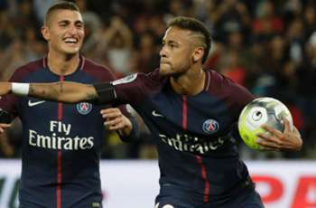 Neymar shines as PSG hit Toulouse for six
