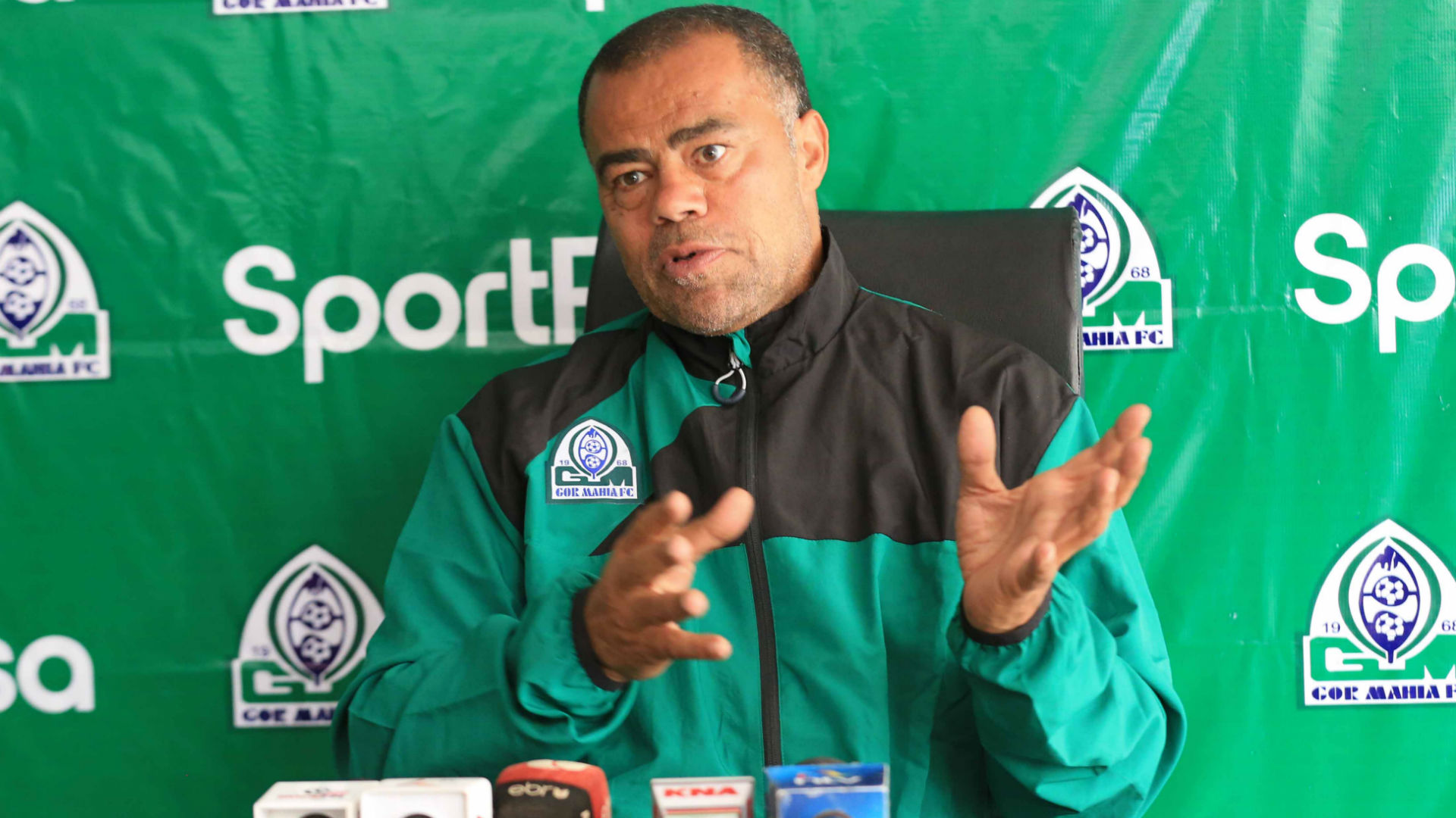 Caf Champions League: Gor Mahia must stay focused vs USM Alger – Polack