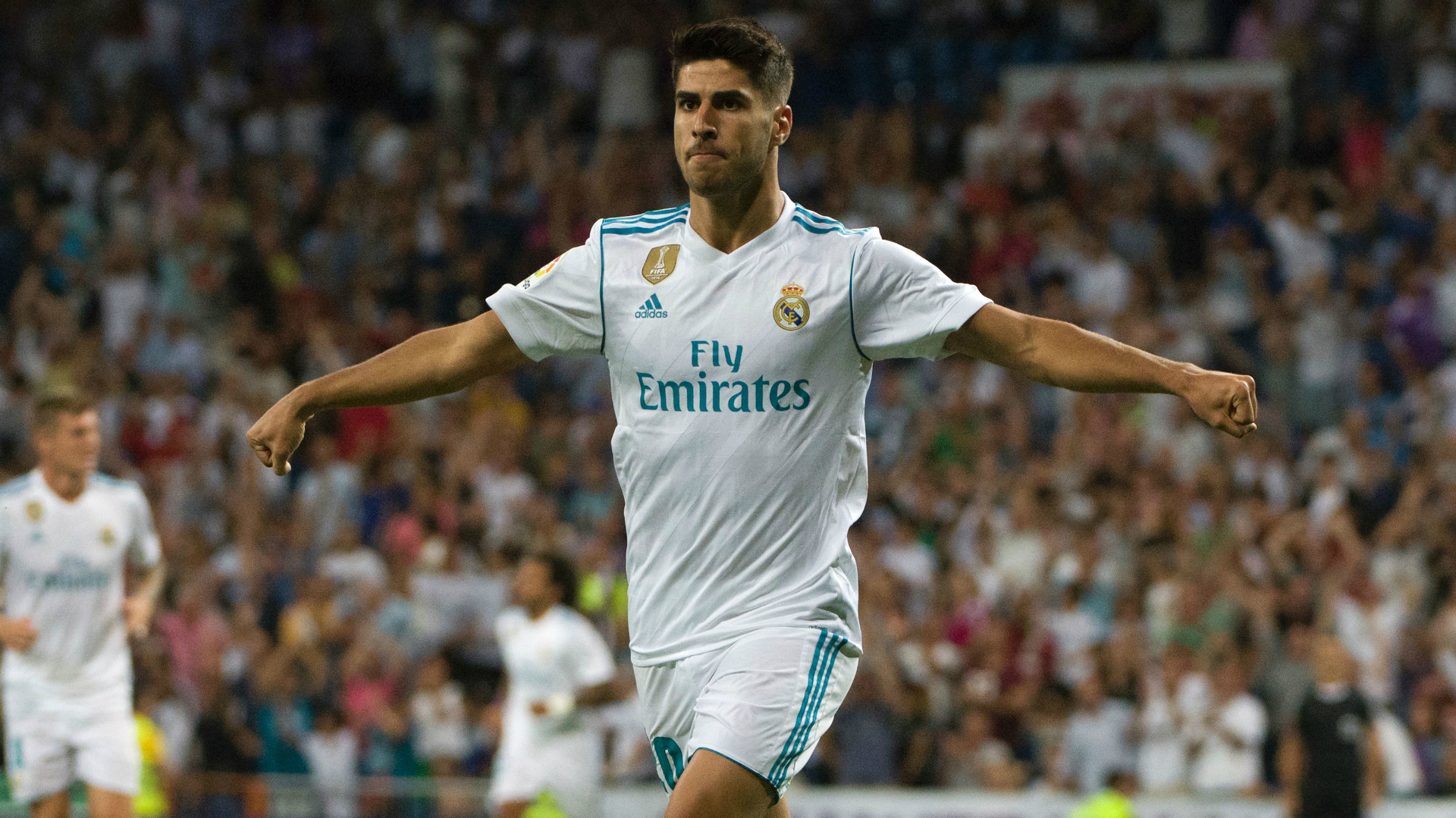 Marco Asensio Real Madrid