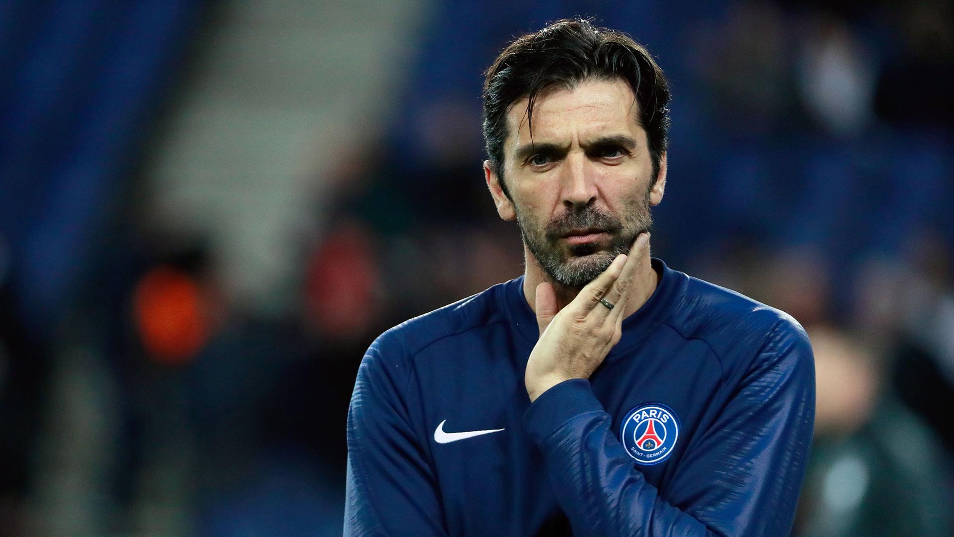 PSG - Les adieux de Buffon ?