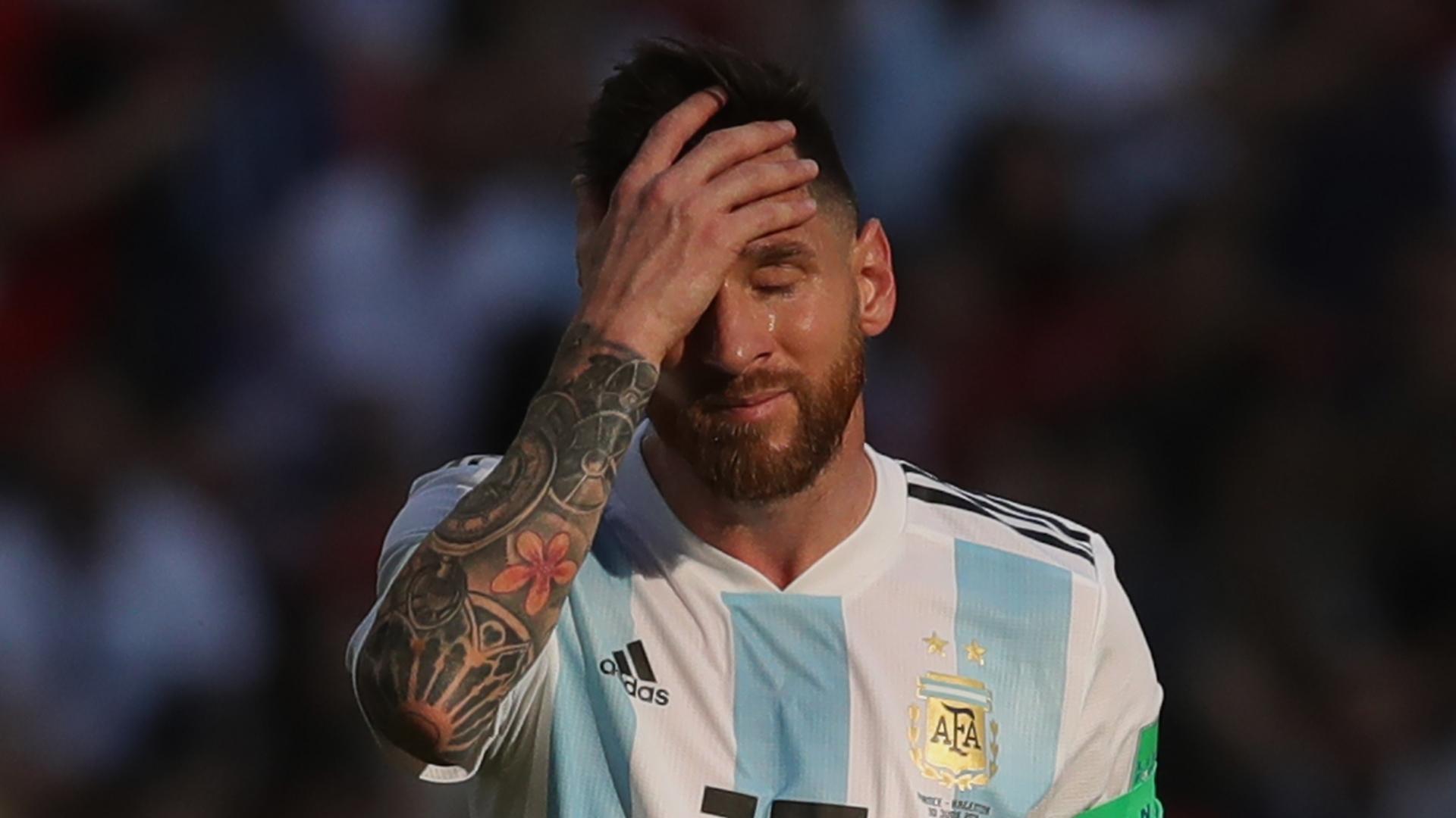 Argentinien Trikot WM 2018 Messi Albiceleste Dress kaufen