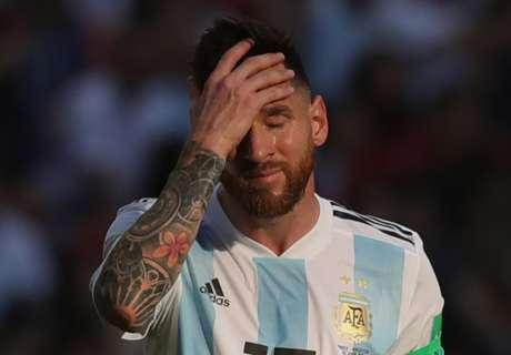 EXCLUSIVE: Football: Irreplaceable Messi vital for Argentina - Erik Lamela