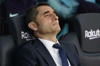 Why unloved Valverde could leave Barcelona at the end of the season