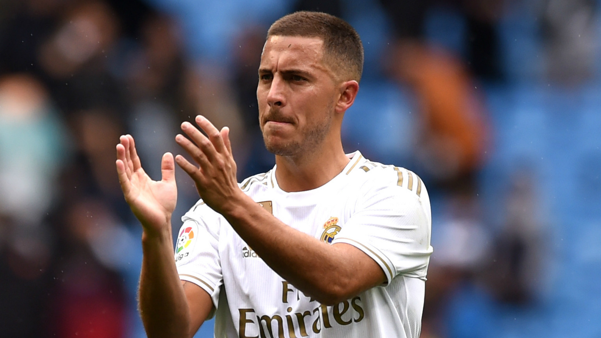 Hazard: I never felt it was a disaster if I lost with Chelsea - the fans expect more at Madrid