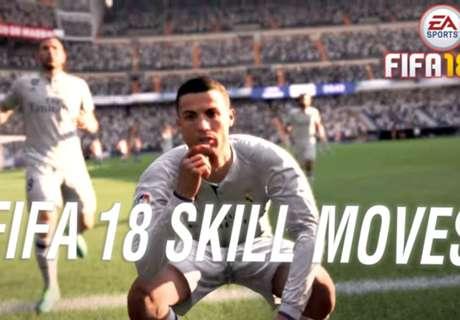 FIFA 18: La guía de los regates