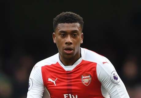 Wenger: Iwobi needs more goals to be a top player