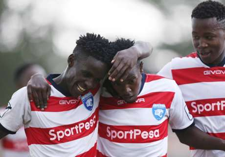 GOtv: AFC Leopards to face Wazito FC