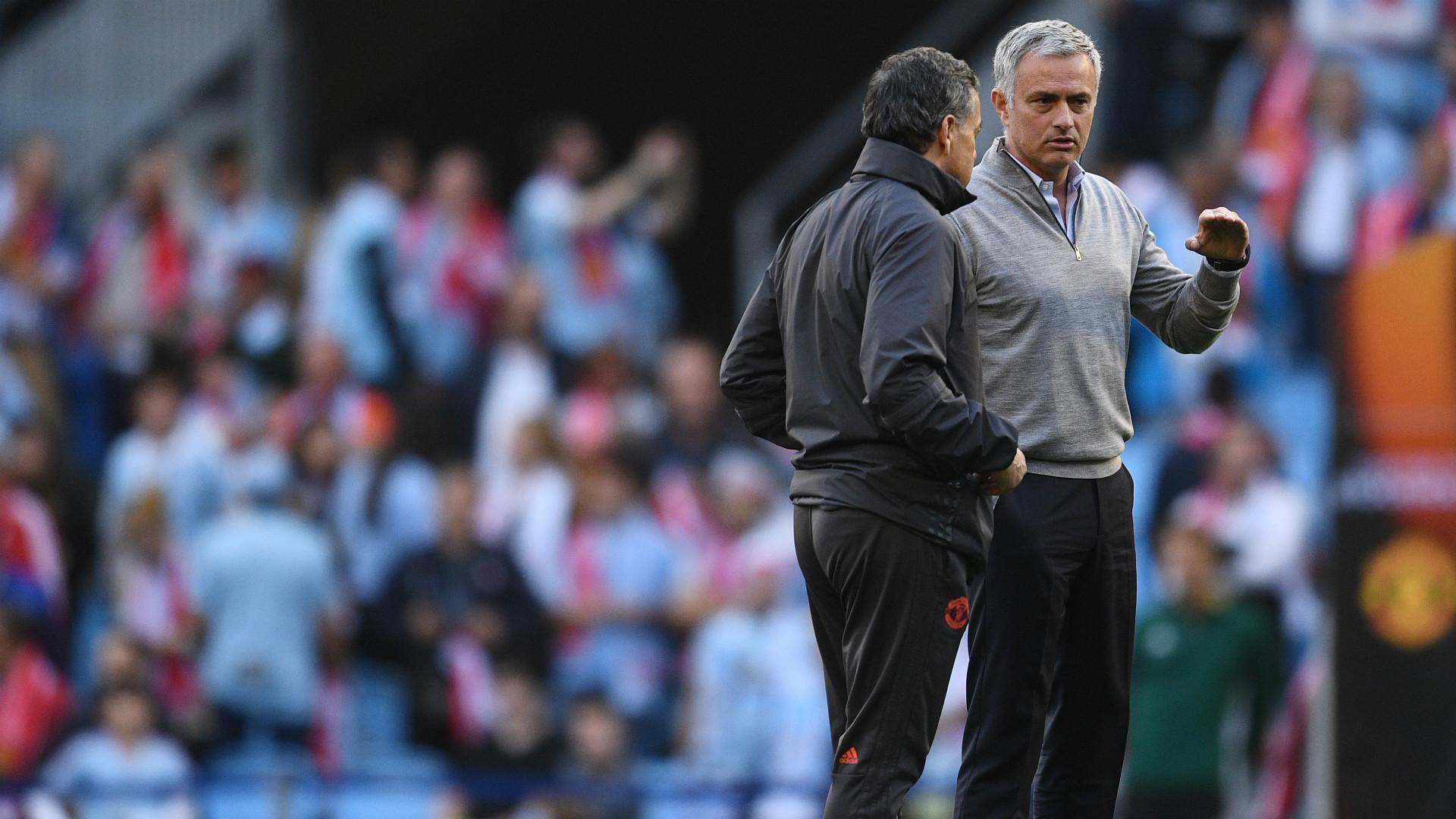 Mourinho: quot;En estos momentos la Europa League es lo más importantequot