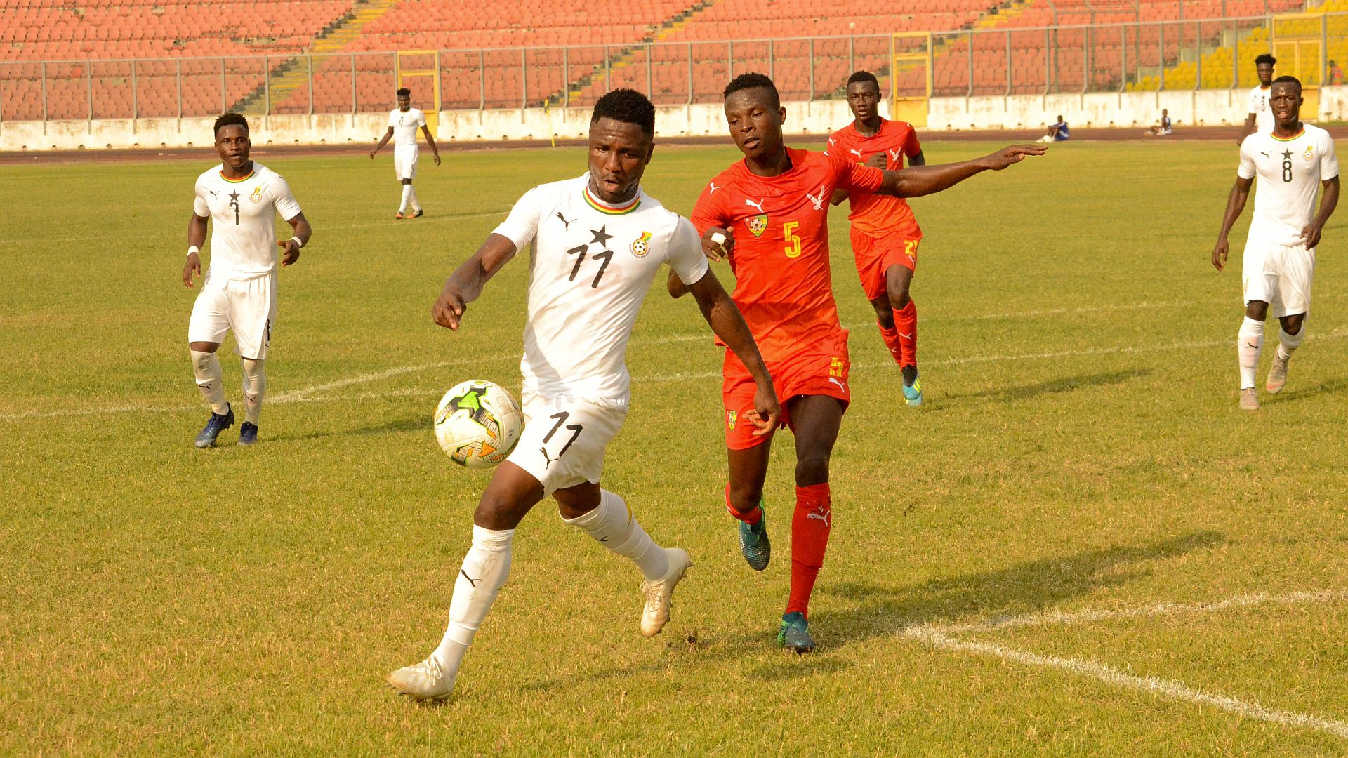 U23 Afcon Qualifier Match Report: Ghana 1-1 Algeria - Black Meteors held in Accra