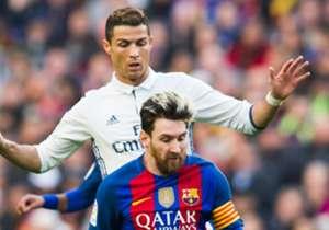 Nach einer Saison, in der Cristiano Ronaldo und Lionel Messi erneut Maßstäbe beim Toreschießen setzten, wirft Goal einen Blick auf die besten Torschützen in den wichtigsten Wettbewerben der Welt.