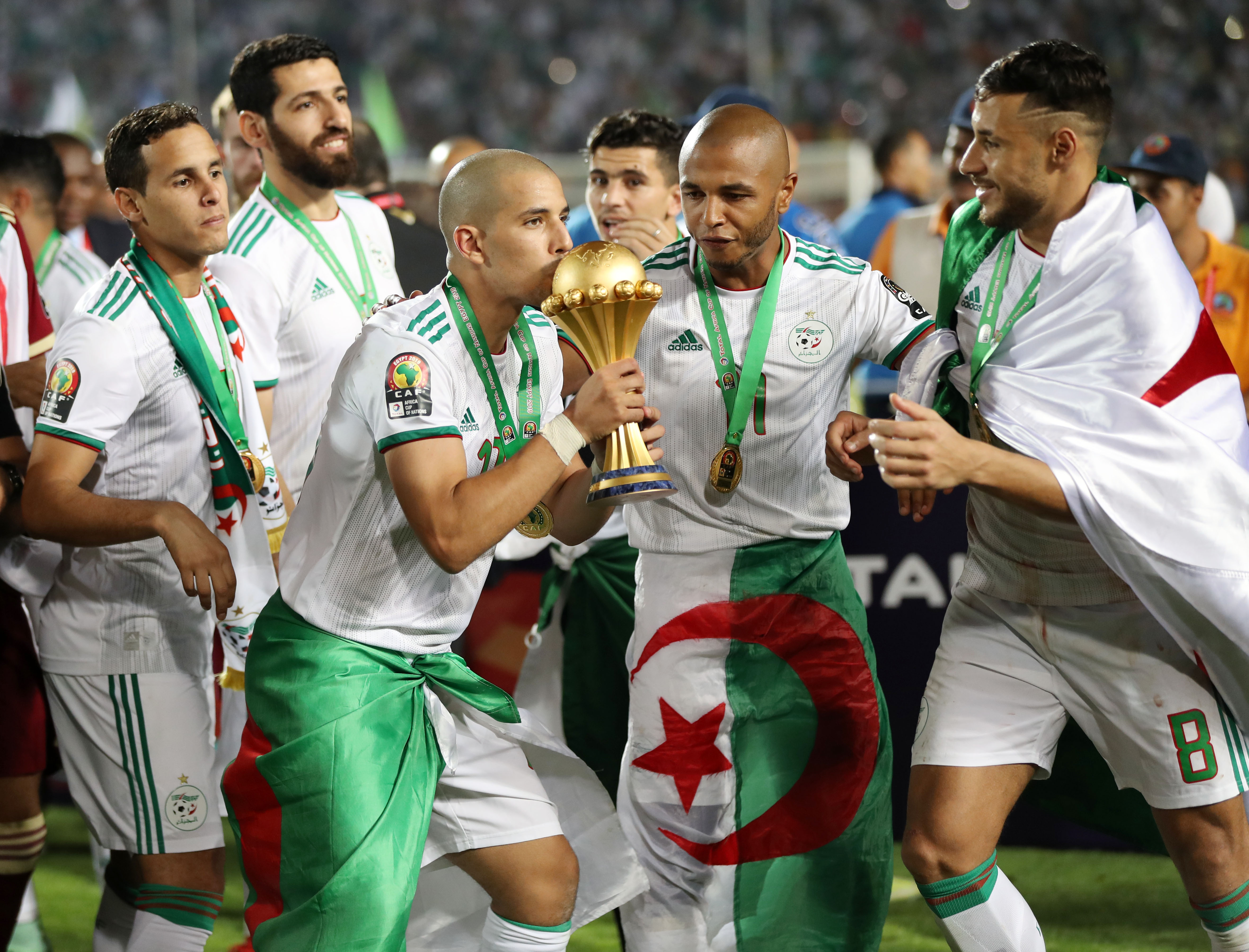 'It is time' – France line up Algeria friendly