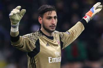 'Donnarumma is completely off the market' - Berlusconi sees Man City and Man Utd target staying at Milan