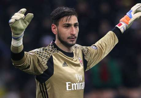 'Donnarumma completely off market'