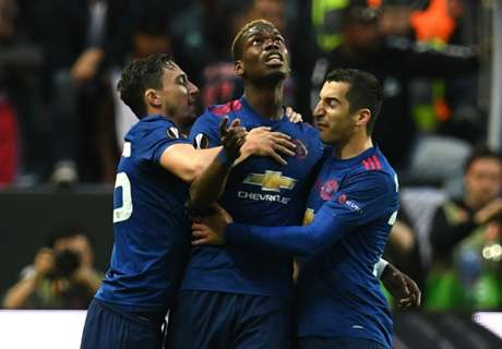 FT: Ajax 0-2 Manchester United