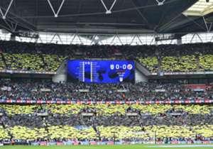 허더스필드가 29일(한국시간) 레딩 FC와의 2016-2017 잉글랜드 챔피언십 승격 플레이오프 최종전서 연장 혈투 끝에 승리하며 팀 역사상 EPL 출범 이후 첫 1부 무대에 올라섰습니다. 감격의 순간을 골닷컴이 화보로 정리해 봤습니다.