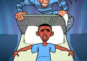 Gabriel Jesus è in ospedale, alle spalle arriva... Aguero Krueger! Col brasiliano infermo c'è di nuovo una maglia da titolare per il Kun nel Manchester City...