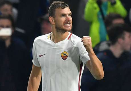 Di Francesco: Dzeko was born to score