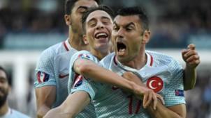 Burak Yilmaz Turkey Euro 2016