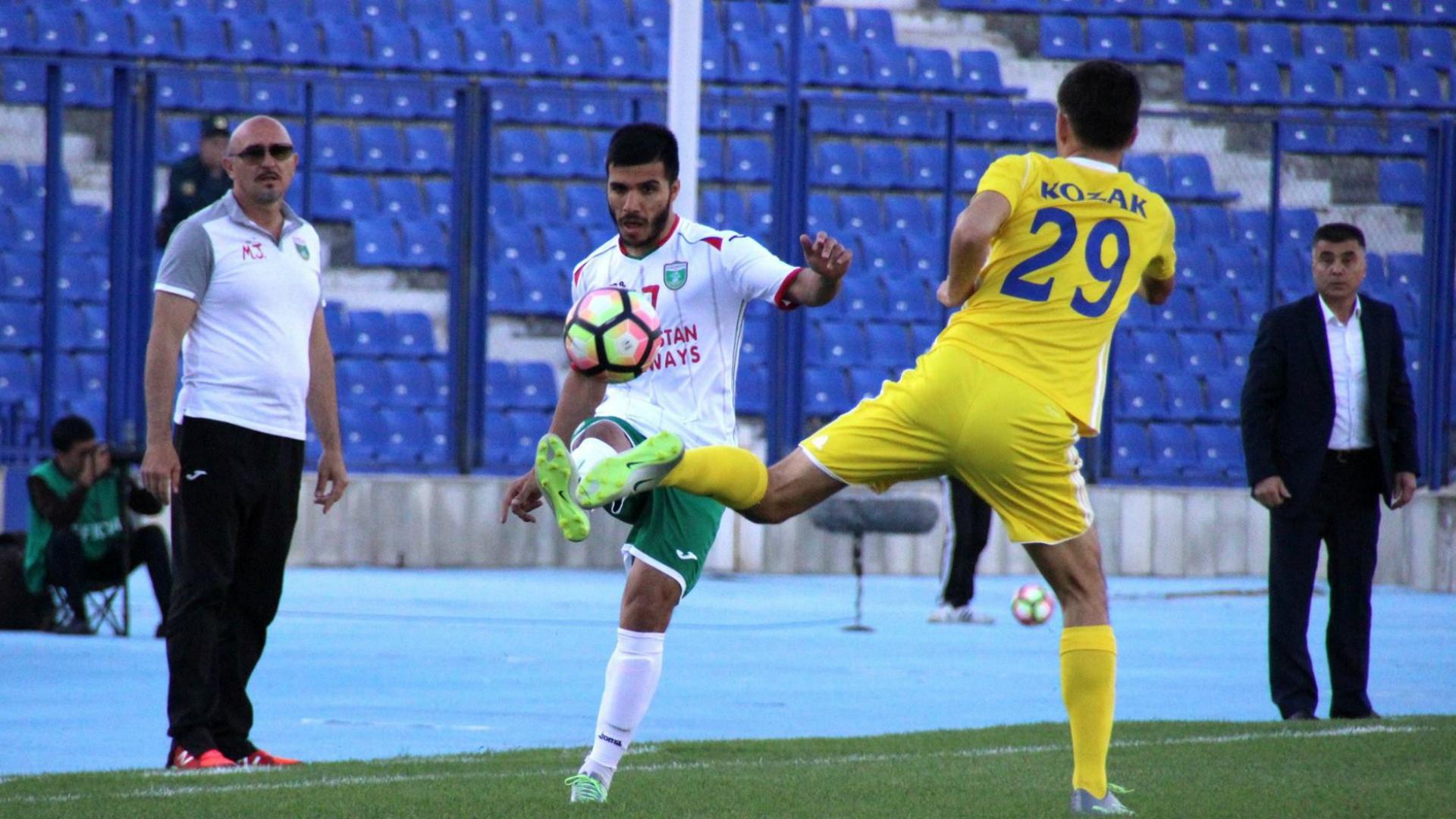 Mirko Jelicic Lokomotiv Tashkent Uzbek League
